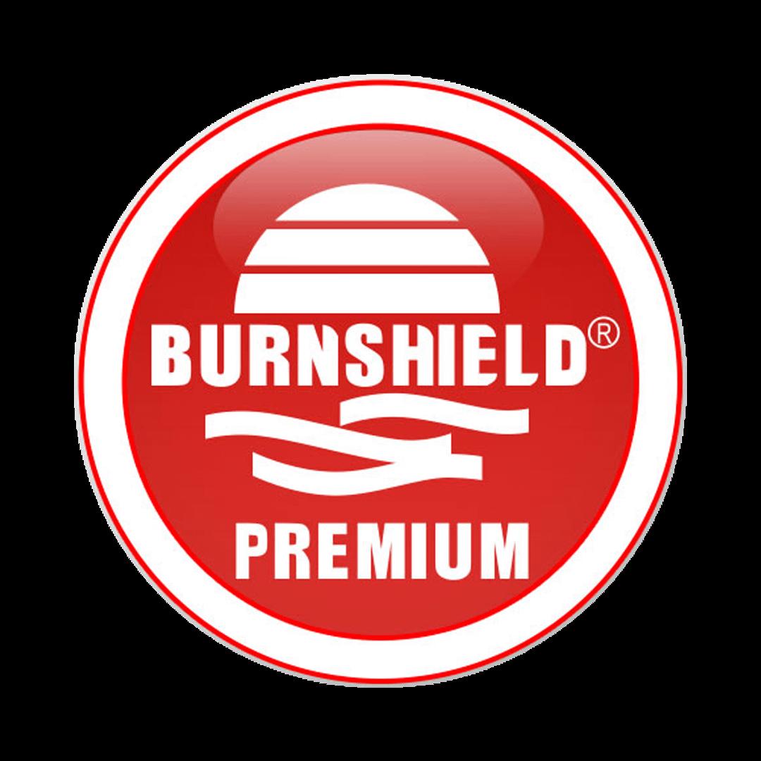 Burnshield yanık örtüsü, jel ve battaniye